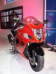Motorcylce or sports car?