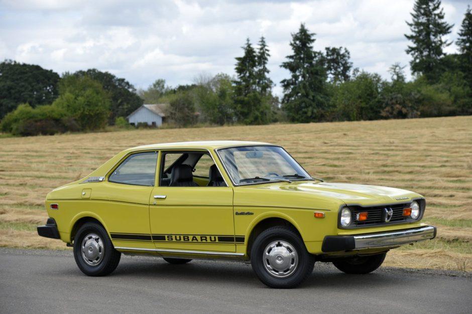 1974 Subaru DL