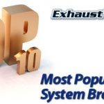 The 10 Most Popular Vehicle Exhaust System Brands, According to Google