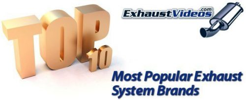 Most Popular Exhaust System Brands