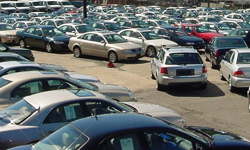 Buy used car auto auction tips