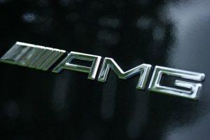 AMG ride control option adds electronically adjustable shocks