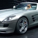 The Mercedes-Benz SLS AMG Roadster – The Finest Convertible You Can Buy