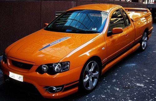 Coolest Aussie Top Gear Cars: FPV- Pursuit