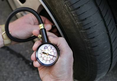 Can Temperature Affect Your Tire Pressure?