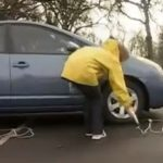 How to Put Tire Chains On for Max Traction