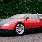 The Ever-Expanding World of Automotive Paper Models
