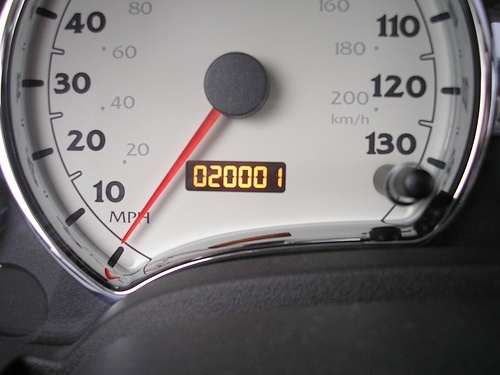 Leasing mileage limits