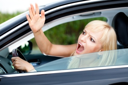 We All Get Mad While Driving, But It's Not That Big of a Deal