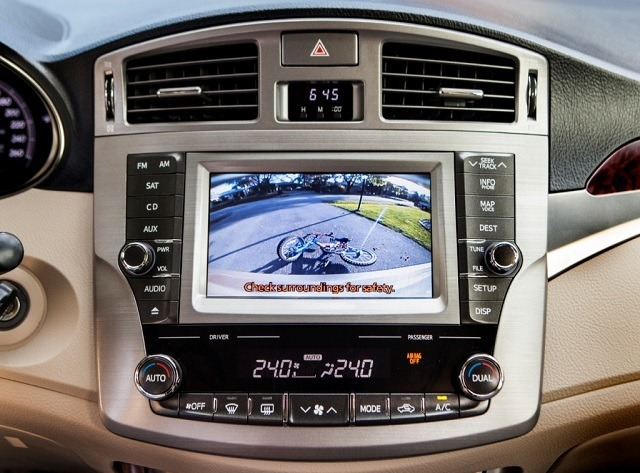 Automotive Touch Screen