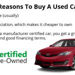 How To Buy A Car – Our Two Minute Guide