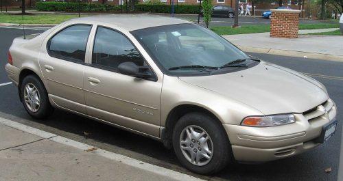 The Dodge Stratus